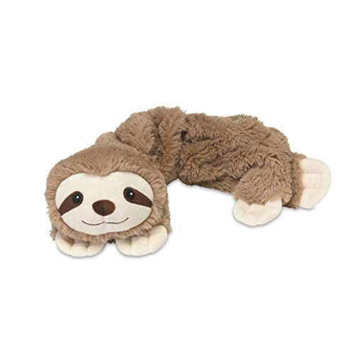 Intelex Warmies Microwavable French Lavender Scented Plush, Sloth Wrap