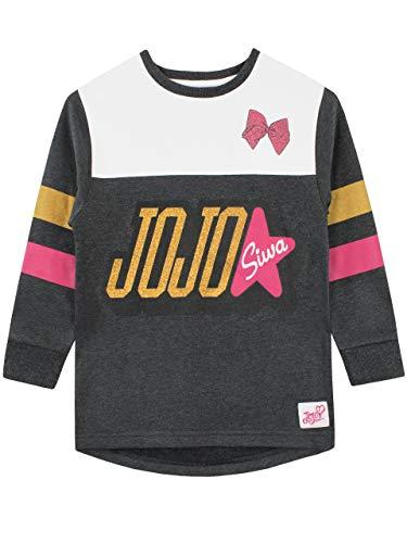 JoJo Siwa Girls' Jo Jo Sweat Dress Size 16 Multicolor