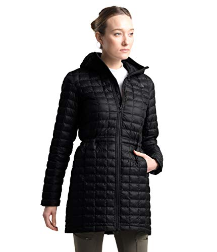 The North Face Women's Thermoball Eco Parka, TNF Black, XL