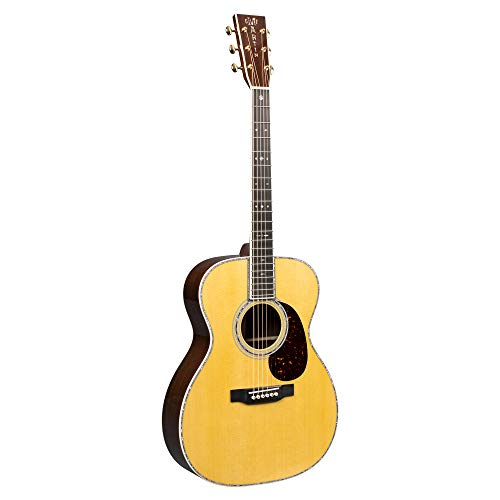 Martin Guitar Standard Series Acoustic Guitars, Hand-Built Martin Guitars with Authentic Wood D-45