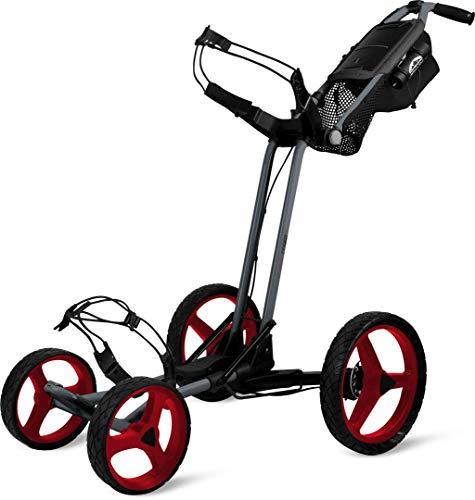 Sun Mountain Golf 2019 Pathfinder 4 Push Cart MAGNETIC-GRAY (Magnetic-Gray, )