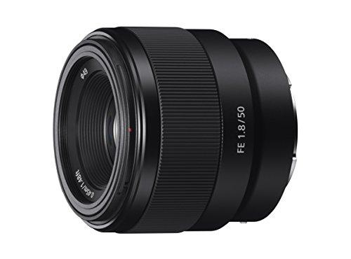 Sony - FE 50mm F1.8 Standard Lens (SEL50F18F/2)