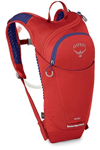 Moki 1.5 Kid's Bike Hydration Backpack, Ventana Red