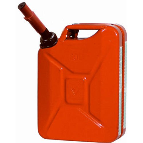 Midwest 5 Gallon Metal 'Jerry' Gas Can