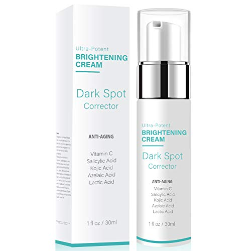Psalmonica Dark Spot Corrector Remover for Face and Body, Reduces & Fades Spots- Formulated with Arbutin & Niacinamide