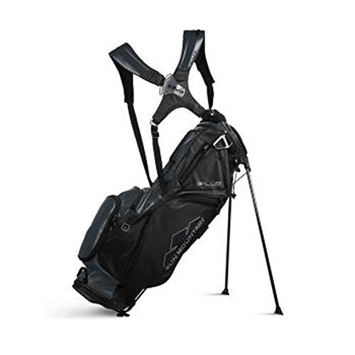 Sun Mountain 2019 4Plus Golf Stand Bag Black/Black
