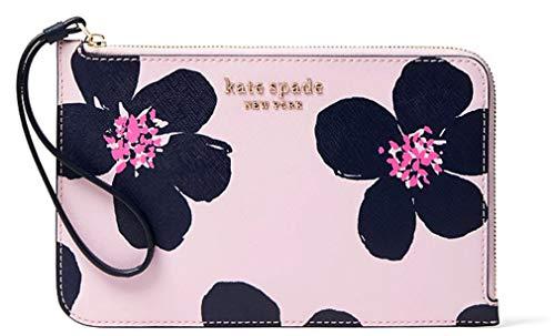 Kate Spade New York Kate Spade Cameron Gran Floral Wristlet Clutch Bag - Pink Multi, Small