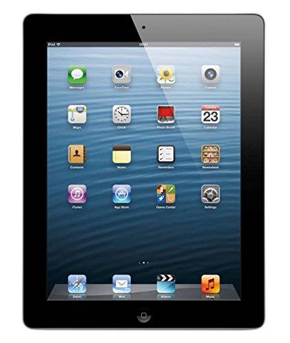 Apple iPad with Retina Display MD511LL/A (32GB, Wi-Fi, Black) 4th Generation (Refurbished)