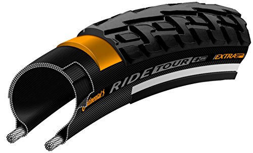 Continental Ride Tour City/Trekking Bicycle Tire, 700x28