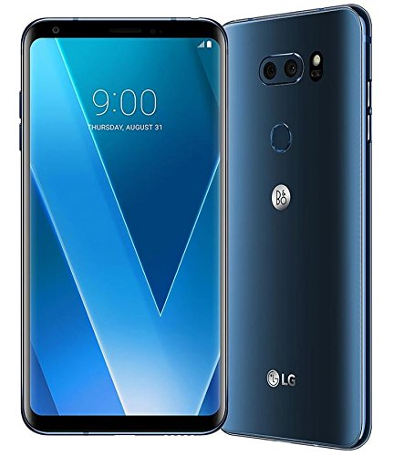 LG G7 ThinQ G710 64GB Sprint (Renewed) (Moroccan Blue)