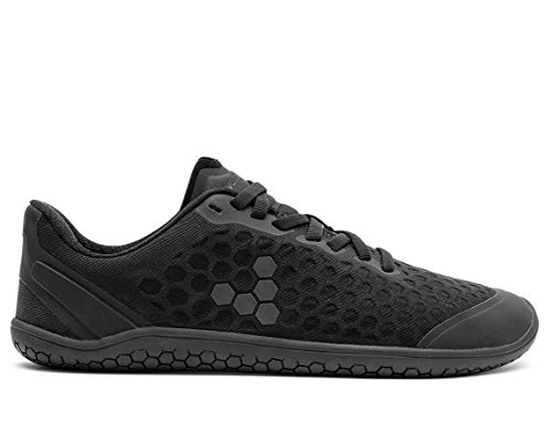 Vivobarefoot Stealth III Textile Black 47 (US Men's 13) D (M)