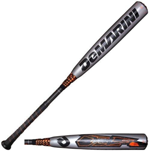 DeMarini CF6 Senior League (-10) Baseball Bat, 32-Inch/22-Ounce