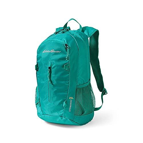 Eddie Bauer Stowaway Packable 20L Daypack Deep Teal