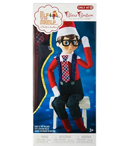 The Elf on the Shelf Claus Couture Collection 2018 Exclusive Jingle Jazzy Set