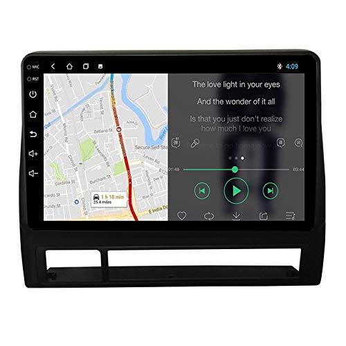 for Toyota Tacoma 2005-2015 Android 10.1 Car Radio Double Din Stereo GPS Navigation Bluetooth USB Player 2G RAM 16G ROM Mirror Link Play