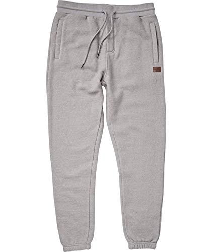 Billabong Men's Balance Pant Sweatpant, Light Grey, XL