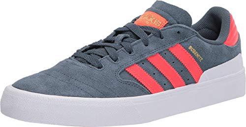 adidas Skateboarding Busenitz Vulc II Legacy Blue/Solar Red/Footwear White 11 D (M)