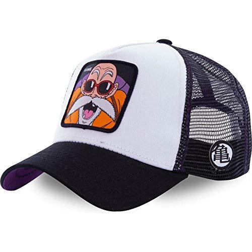 WTWQ Soft Cap Cotton Baseball Soft Cap Men Women Hip Hop Dad Mesh Hat Trucker-Kame