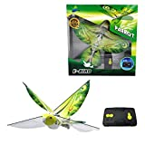 2.4GHz Remote Control Flying PARROT E-Bird with life-like flapping wing. Great kids gift for indoor & out door use.