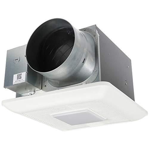 Panasonic FV-1115VKL2 WhisperGreen Select Ventilation Fan with Light, 110-130-150 CFM