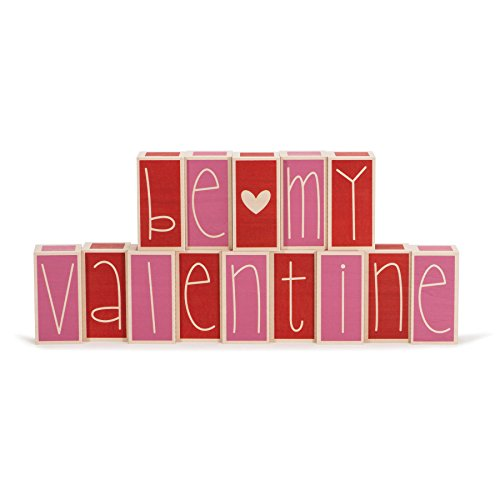 Uncle Goose Valentine Letters - Made in The USA