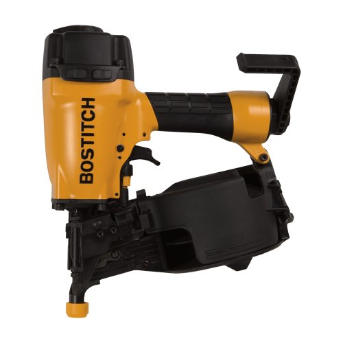 BOSTITCH Coil Siding Nailer, 1-1-1/4-Inch to 2-1/2-Inch (N66C)