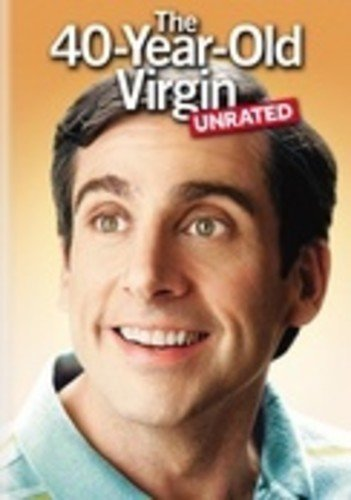 The 40-Year-Old Virgin Unrated + New Artwork