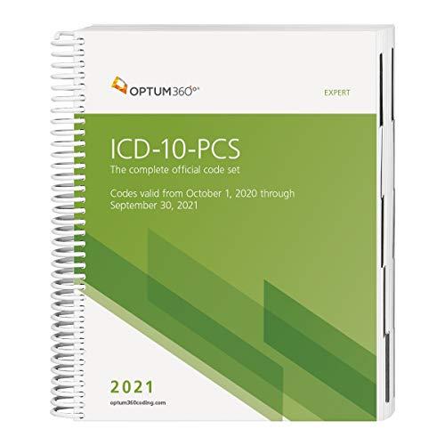 ICD-10-PCS 2021 Expert - (Spiral)