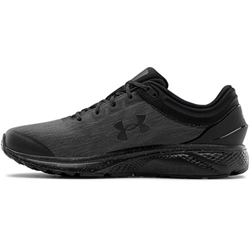 Under Armour Men's Charged Escape 3 Evo Running Shoe, Black, 11 M US