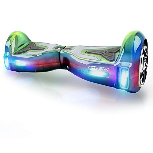 Hover-1 H1 Hoverboard Electric Scooter , Iridescent , 25 x 9.4 x 9.2