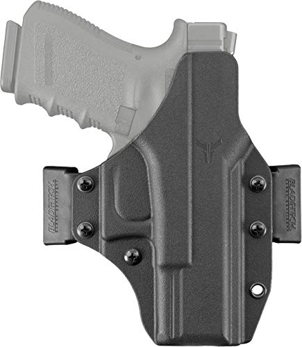 Blade-Tech Total Eclipse Holster for Glock 43 - IWB/OWB Concealed Carry Holster