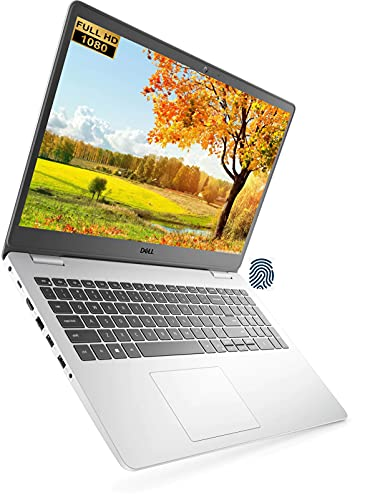 2021 Newest Dell Inspiron 3000 Laptop, 15.6 FHD LED-Backlit Display, AMD Ryzen 3 3250U Processor, 16GB DDR4 RAM, 1TB Hard Disk Drive, Online Meeting Ready, Webcam, HDMI, FP Reader, Win10 Home, White