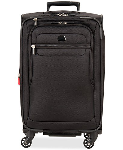 DELSEY Paris 4-Wheel Carry-on, Black, One Size