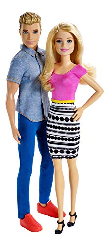 Barbie and Ken Doll 2-Pack [Amazon Exclusive]