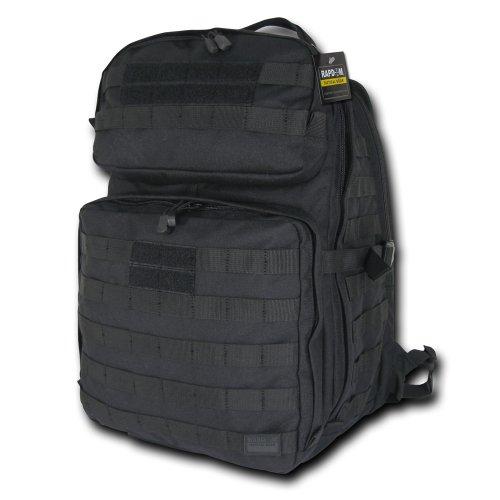 RAPDOM Tactical Lethal 24 1 Day Assault Pack, Black