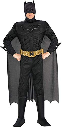 Rubie's Costume Batman The Dark Knight Rises Adult Batman Costume, Black, X-Large