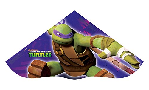 G'z SkyDelta 52 Poly Delta Kite - TMNT Ninja Turtle (Set of 2 Kites)