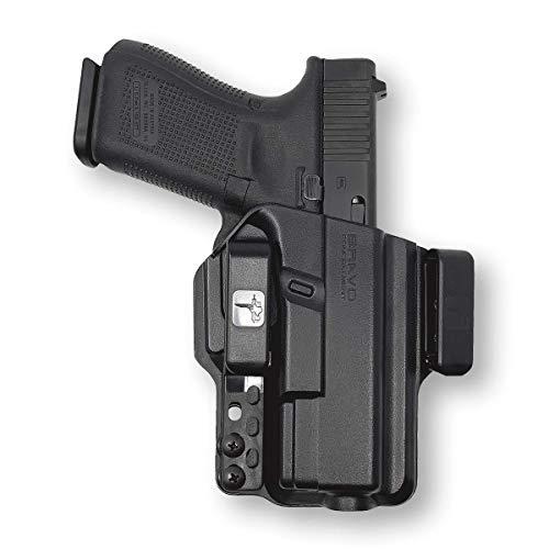 Bravo Concealment IWB Gun Holster - Torsion 3.0 for Glock 43, 43X