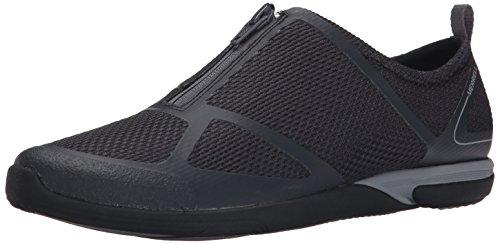 Merrell Women's Ceylon Sport Zip Shoe, Black, 5 M US