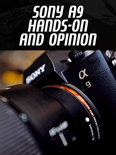 Review: Sony A9 Hands-On And Opinion