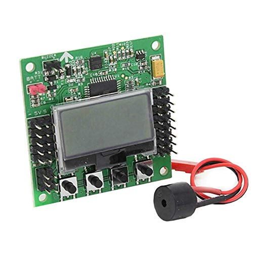 powerday KK2.1.5 LCD Flight Control Board V1.9S for RC Multi-Rotor Drone Flying Wing X525