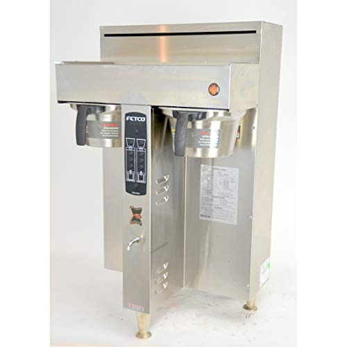 Fetco CBS-2052e Extractor Twin Dual Automatic Coffee Brewer (Used)