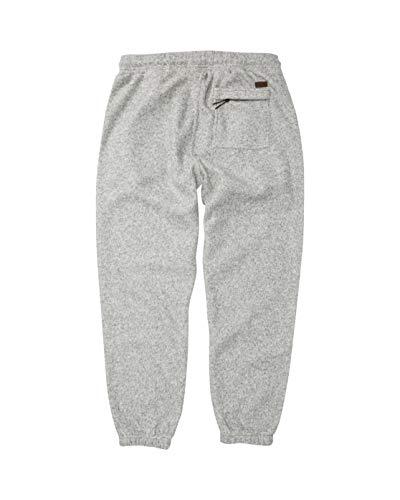 Billabong Men's Boundary Sweatpants Grey Medium