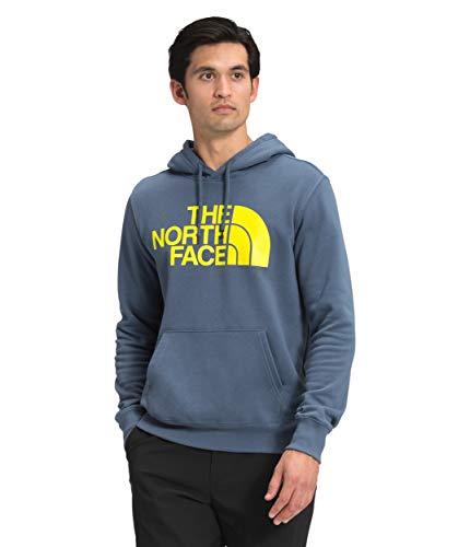 The North Face Men's Half Dome Pullover Hoodie - Hoodies for Men, Vintage Indigo, M