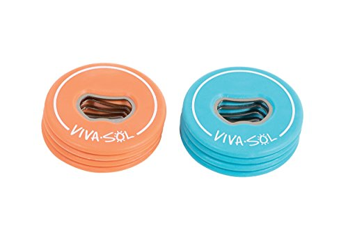 Viva Sol Premium Replacement Washer Set Designed for Recreational Outdoor Washer Toss Sets (8-Pack)