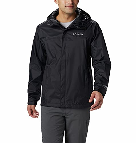 Columbia Men's Watertight II Jacket, BLACK, Large