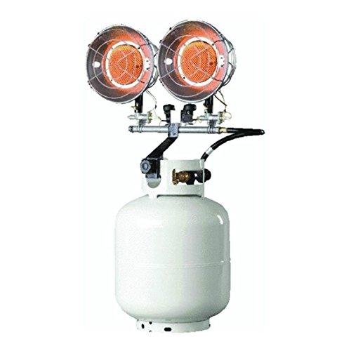 Mr Heater F242650 8,000 To 30,000 BTU Polished Chrome Propane Heater