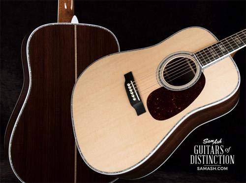 Martin D-45 Dreadnought Acoustic Guitar (SN:2060896)