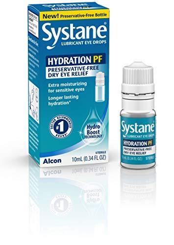 Systane Hydration Pf Lubricant Eye Drops 10ml