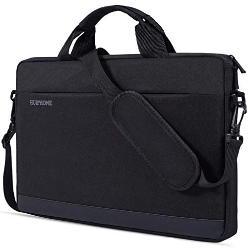 14-15 Inch Laptop Bag Compatible with Lenovo Flex 14, Lenovo Chromebook S330 14', HP Pavilion X360 14/Chromebook 14, DELL XPS 15 9575/Latitude 14, LG HP ASUS Acer Chromebook 14 and Most 14 inch Laptop